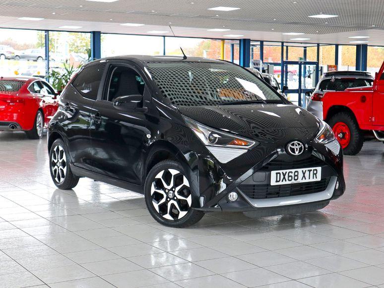 Toyota Aygo #144329